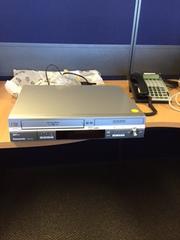DVD & VCR Recorder Panasonic