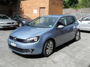 Volkswagen Golf VW MY10 GOLF TSI Comfortline Sportspack