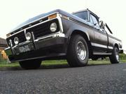 1976 FORD 1976 Ford F100 XLT Custom Ute 351 Cleveland