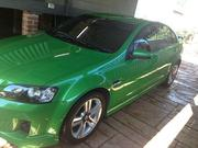 2008 Holden 2008 Holden Commodore SV6 VE 5 Speed Automatic