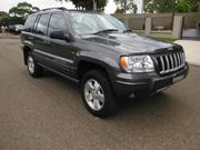 2003 Jeep Cherokee Jeep Grand Cherokee Limited (4x4) (2004) 4D Wagon