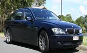 2005 Bmw 750li 2005 BMW 750Li E66 Auto