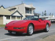 chevrolet corvette 1992 Chevrolet Corvette Manual MY92