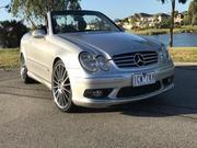 2003 Mercedes-benz 2003 Mercedes-Benz CLK320 Elegance Auto