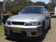 1996 NISSAN 1996 Nissan Skyline GT-R V-Spec BCNR33 Manual 4WD