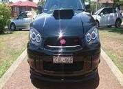 2005 SUBARU 2005 Subaru Impreza WRX STI S Manual AWD MY05
