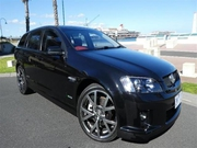 2009 Holden 2009 Holden Commodore SS V VE Auto MY09.5