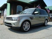 Range Rover Sport HSE 2010 $45, 500usd